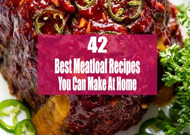 Different Types of Meatloaf Recipes