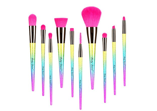 Party Queen Makeup Brushes
