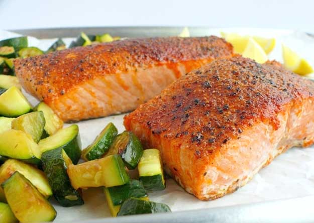 Perfect Air Fryer Salmon Recipe