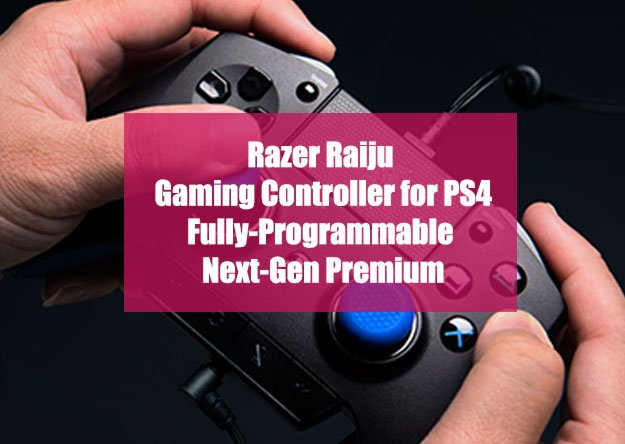 Razer RaijuGaming Controller