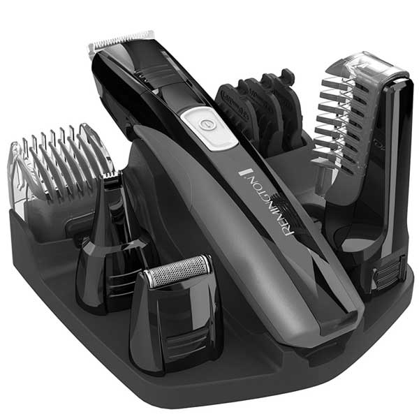 Remington PG525 Head to Toe Lithium Powered Body Groomer Kit Trimmer