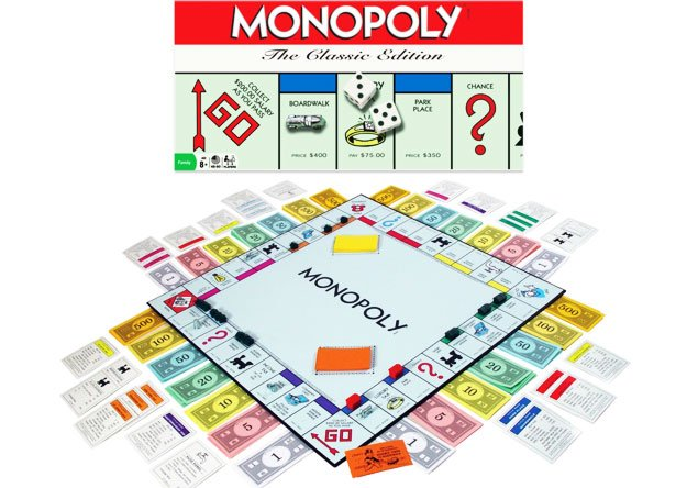 Retro Games New Monopoly Monopoly Edition