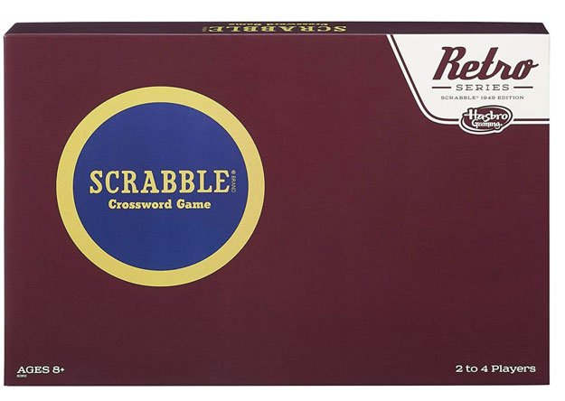 Retro Games Series Scrabble 1949 Edition Game