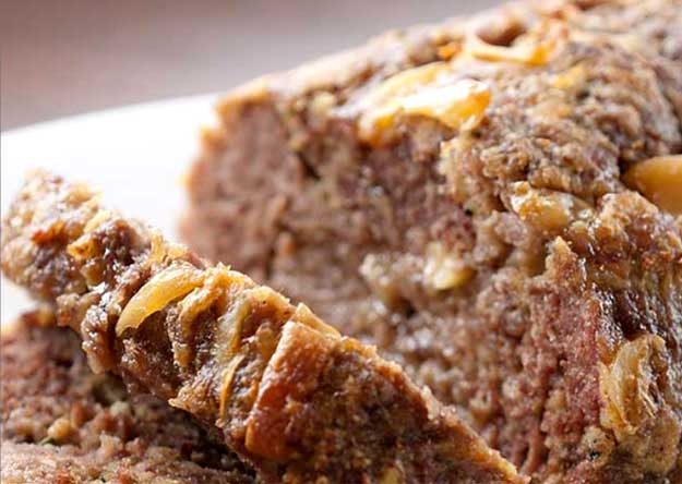 Rosemary Meatloaf Recipe