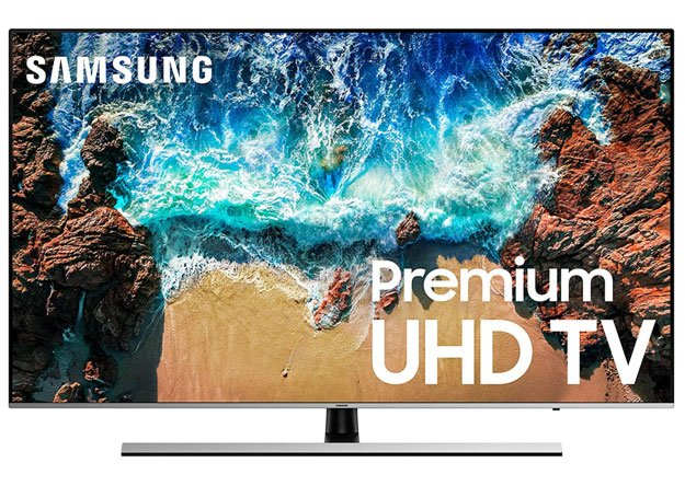 "Samsung 65NU8000 FLAT 65"" 4K UHD 8 Series Smart TV"