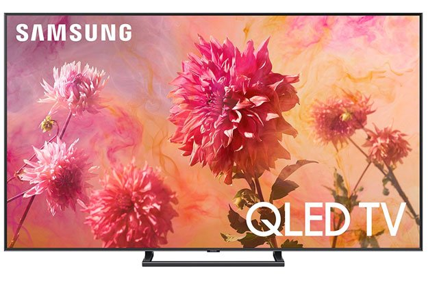 "Samsung QN65Q9F FLAT 65"" QLED 4K UHD 9 Series Smart TV"