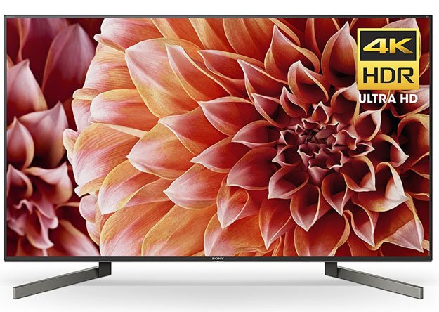 Sony XBR55X900F 55-Inch 4K Ultra HD Smart LED TV