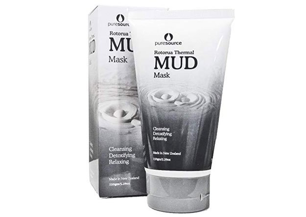 Thermal Mud Face Mask