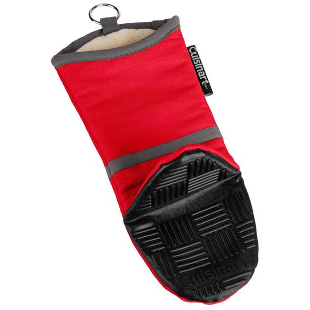 Cuisinart Oven Mitt with Non-Slip Silicone Grip