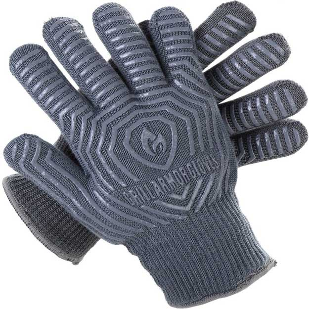 Grill Armor 932F Extreme Heat Resistant Oven Gloves