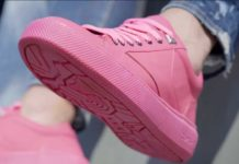 Gumshoes: Gum Sole Sneakers Made In Amsterdam