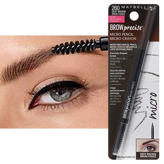 Maybelline Makeup Brow Precise Micro Eyebrow Pencil