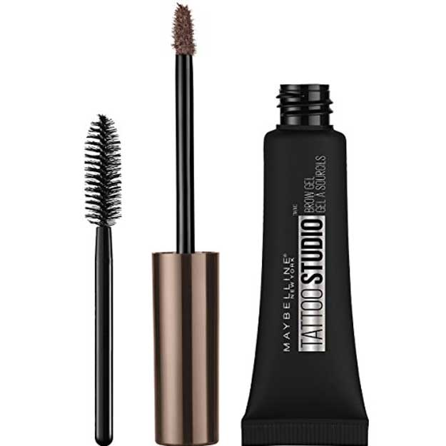 Maybelline Makeup TattooStudio Waterproof Eyebrow Gel