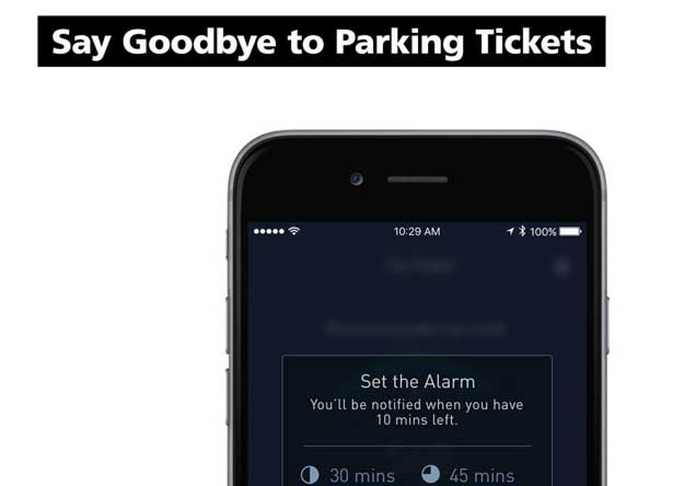 Say Goodbye to Parking Tickets