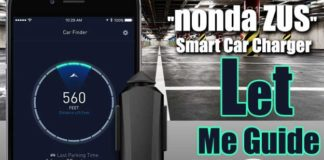 """nonda ZUS"" Smart Car Charger"