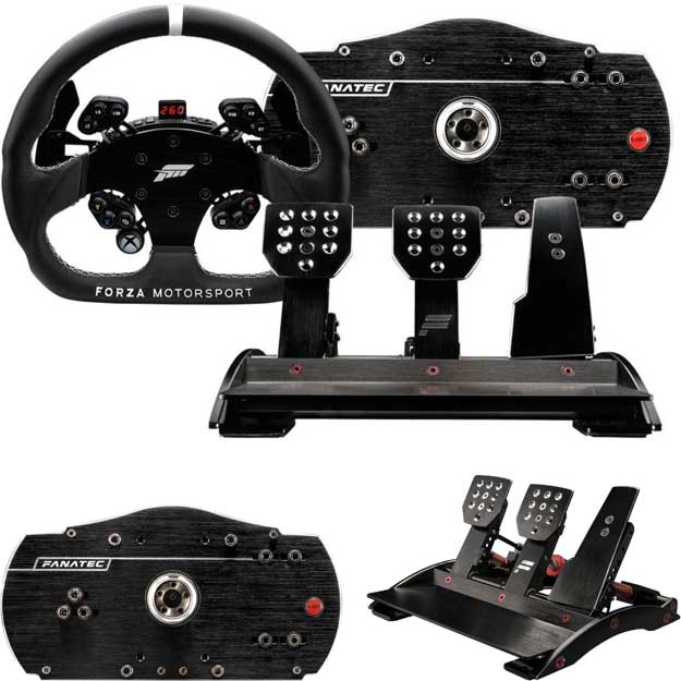 Fanatec Forza Motorsport Racing Wheel