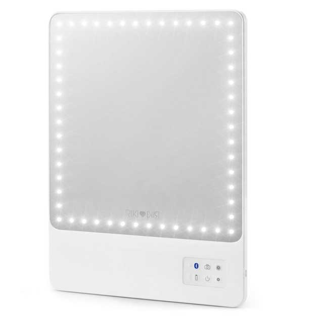 Glamcor Riki Skinny Lighted Mirror