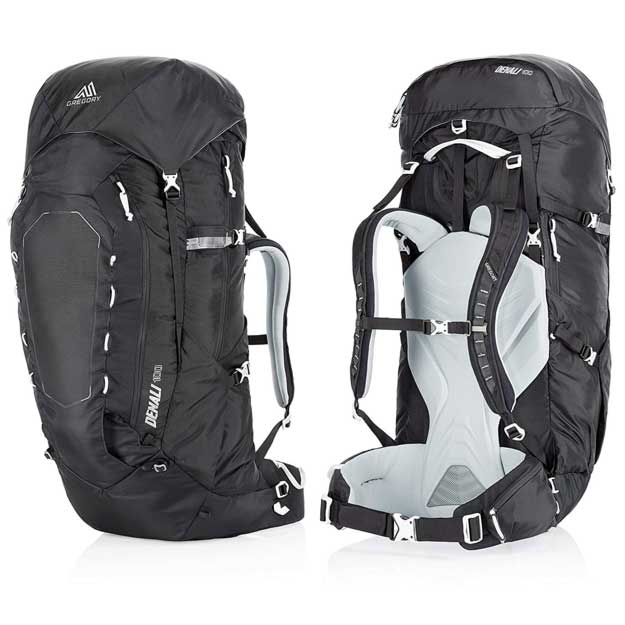 Gregory Mountain Products Denali 100 Liter Expedition Backpack