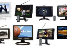HANDHELD PORTABLE TVS: 10 DIFFERENT PORTABLE TELEVISIONS TO BUY ONLINE