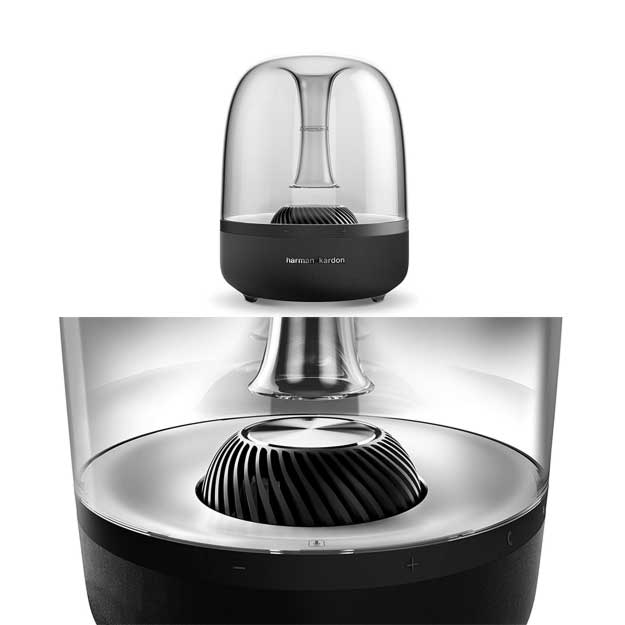 Harman Kardon Aura Plus Wireless Bluetooth Speaker 360º