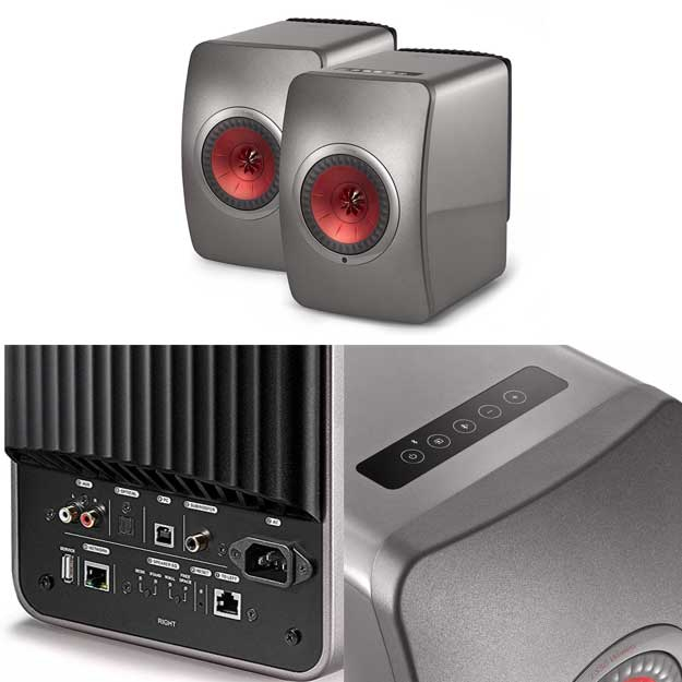 LS50 Wireless Powered Music System