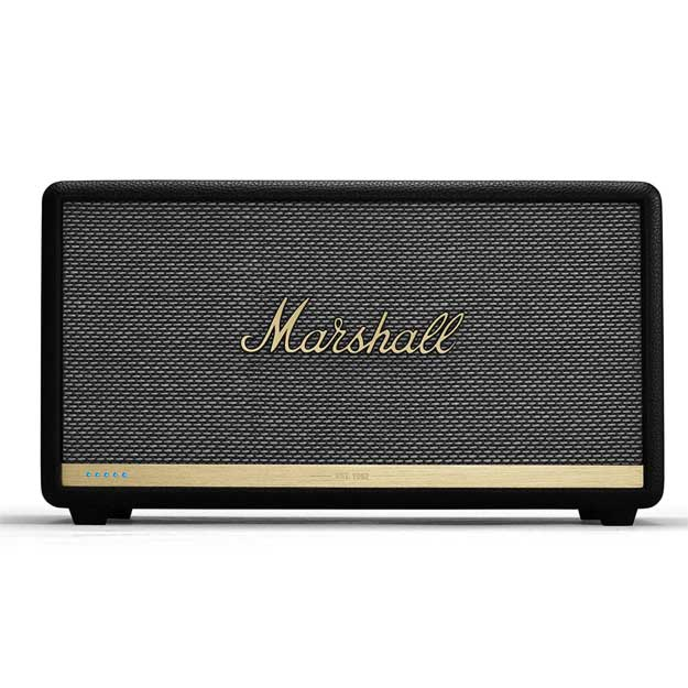 Marshall Stanmore II Wireless Wi-Fi Multi-Room Smart Speaker with Amazon Alexa Voice Control