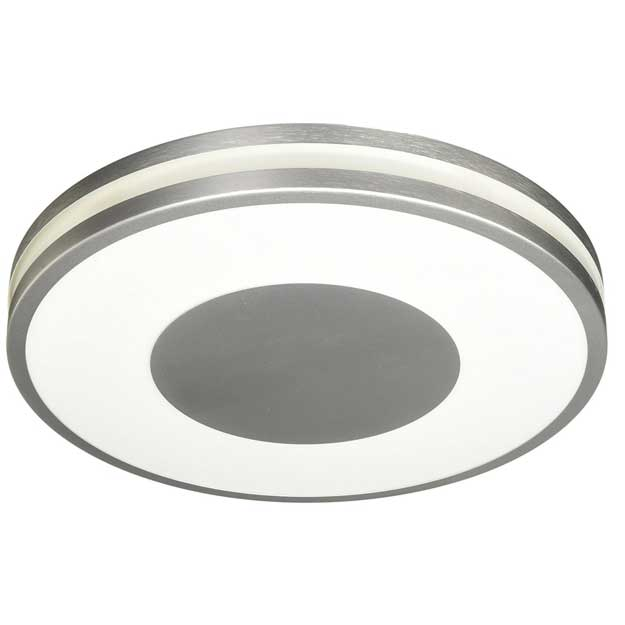 Philips Hue 801480 Hue White Ambiance Being Dimmable LED Smart Flushmount Brushed Aluminum