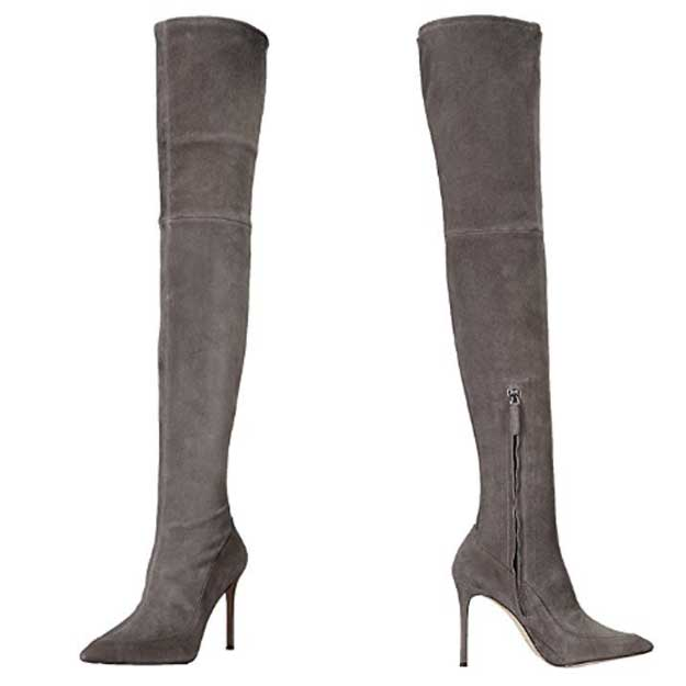 Pour La Victoire Women's Cassie Over The Knee Boot