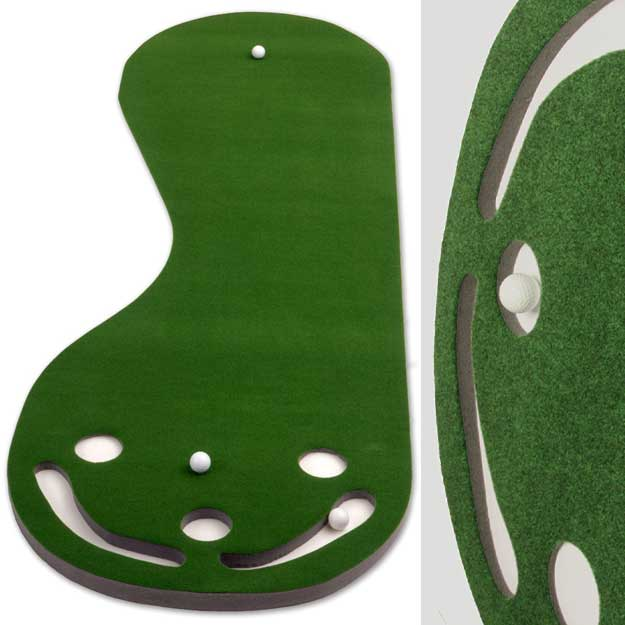 Putt-A-Bout Par Three Putting Green