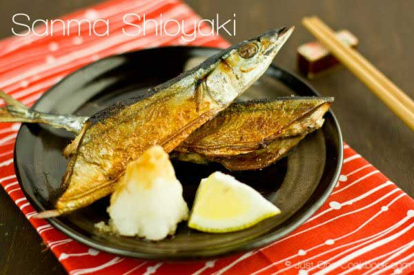 Smoked Pacific Saury