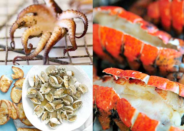 Smoked Seafood Recipes