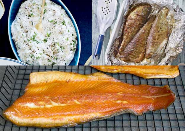 Smoked Trout Recipes