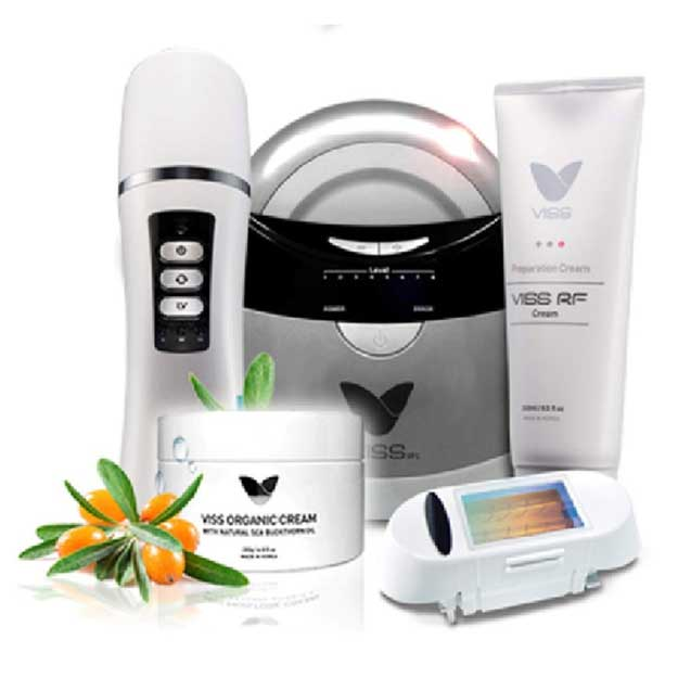 VISS IPL + VISS RF Ultimate Total Skin Package for Perfect Skin