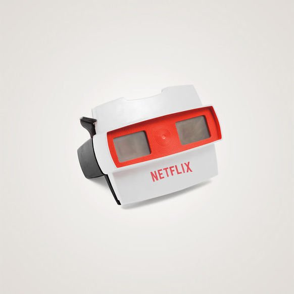 Netflix Zoom Googles