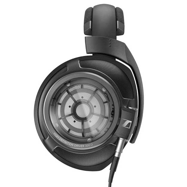 Sennheiser Over-Ear Closed-Back Headphones