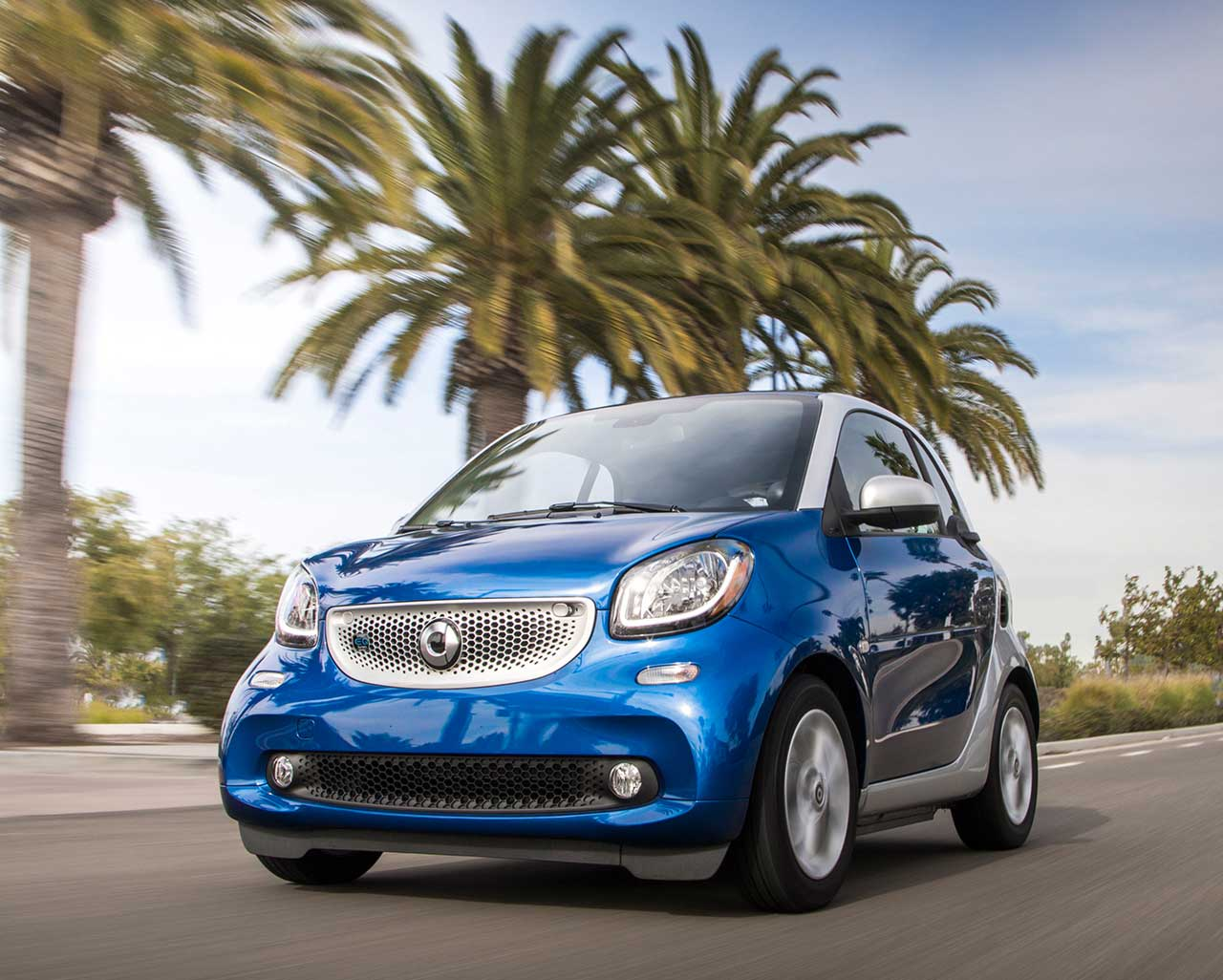 Smart Eq Fortwo Pure Coupe