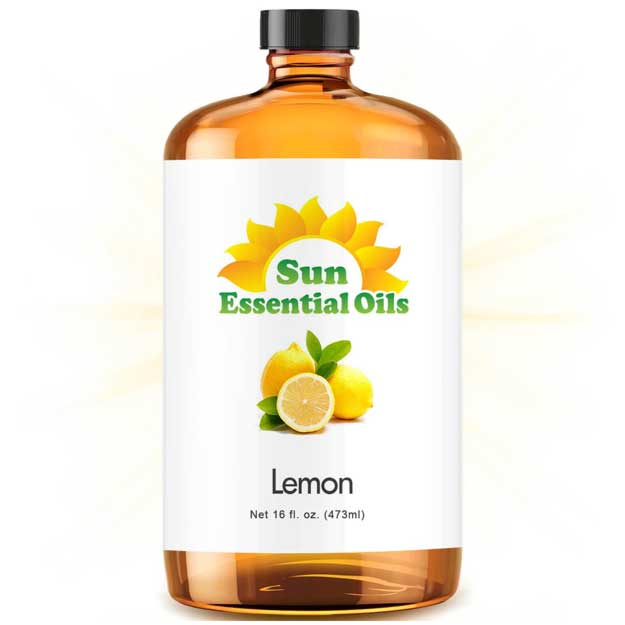 Lemon Sun Essential Oil