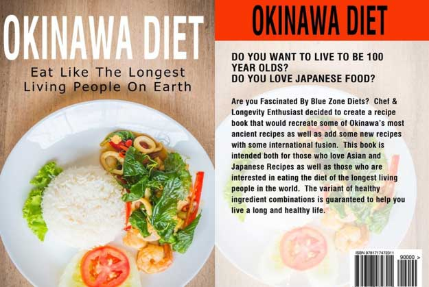 Okinawa Diet Cookbook