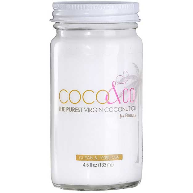 Pure Coconut Oil for Hair & Skin By COCO
