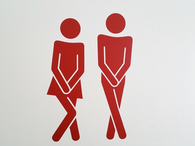 What causes nightly urination?