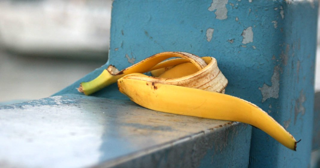The Unknown Benefits Of Banana Peel