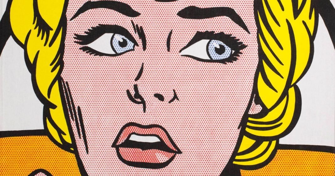 Roy Lichtenstein: The Impossible Collection Book For Pop Art Lovers