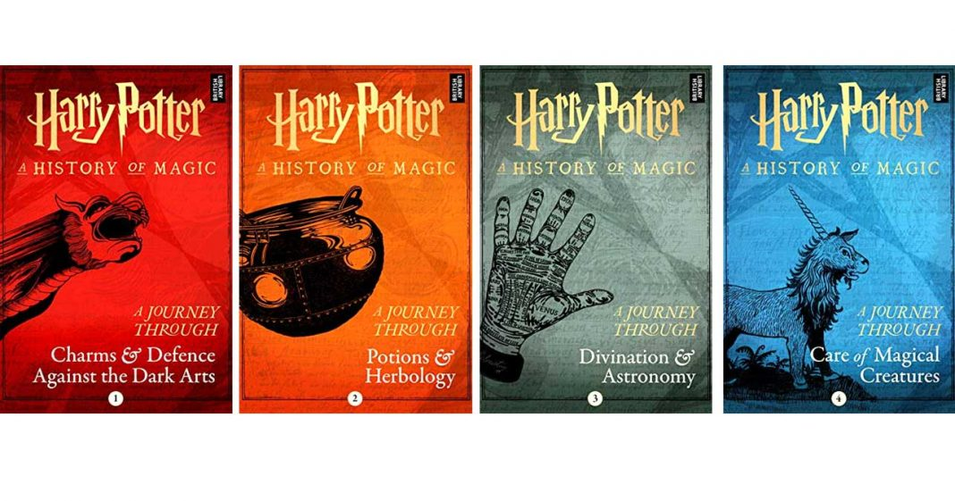 New Harry Potter Stories