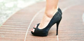 Ways To Stay Up For A Long Time With Heels