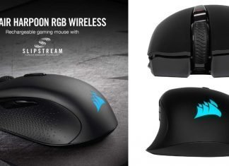 CORSAIR Harpoon RGB Wireless Review