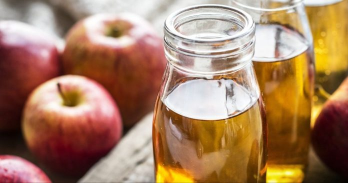 15 Reasons To Keep Apple Cider Vinegar In Your Home Constantly