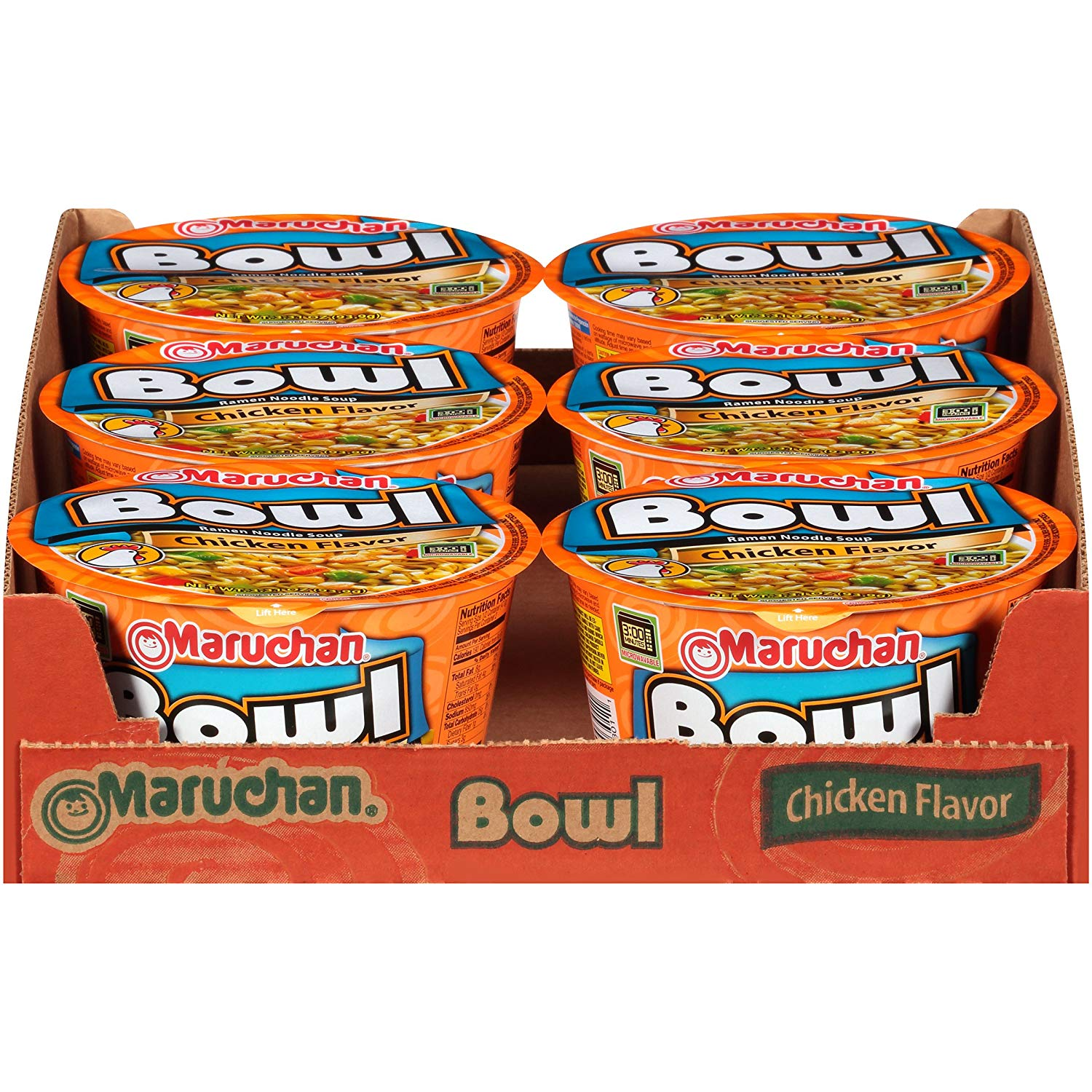 Maruchan Bowl Chicken