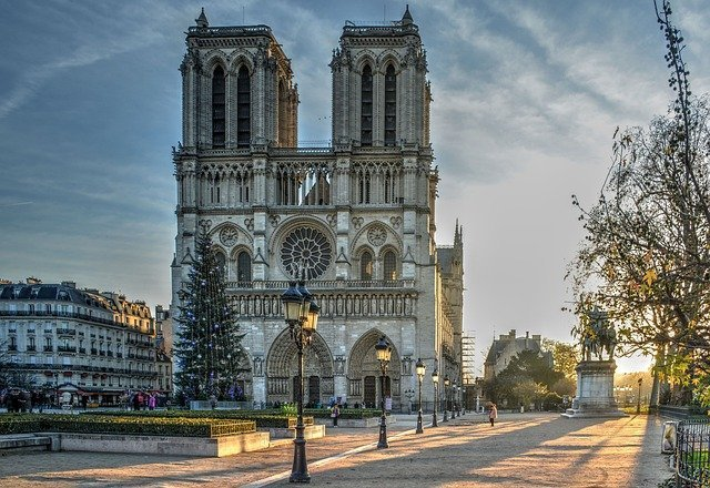 Notre Dame is a church