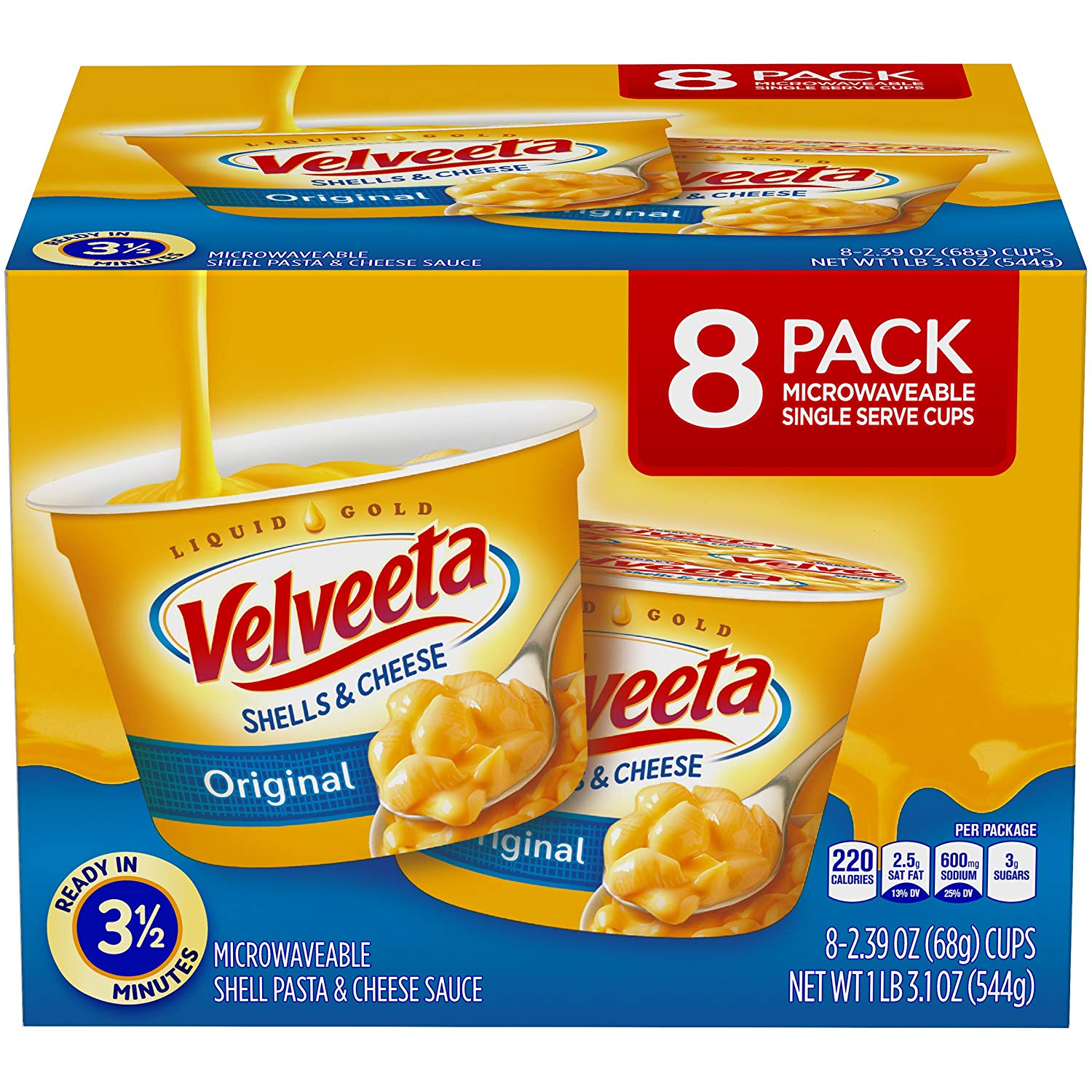 Velveeta Original Shells & Cheese