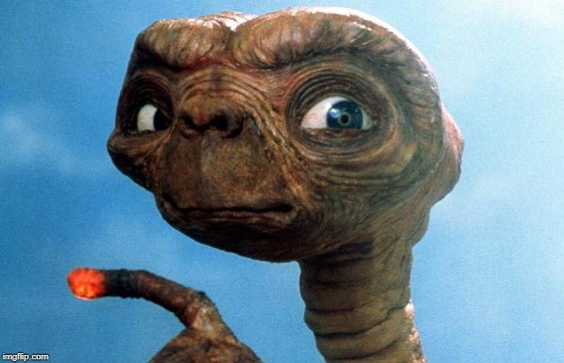What was E.T short for? Because he had little legs